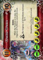 Greater Breeze - Custom Card