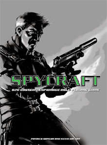 Classic Spycraft: Spycraft Espionage Handbook