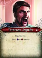 Turncoat Captain - Custom Card
