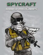 Classic Spycraft: World Militaries