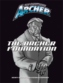 Classic Spycraft: Archer Foundation Chamber Book