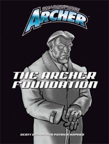Classic Spycraft: Archer Foundation Chamber Book