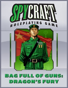 Bag Full of Guns: Dragon's Fury