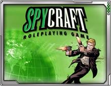 Spycraft 2.0 Control Screen
