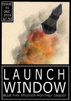 LAUNCH WINDOW Issue 01