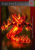 Fire imp familiar demon
