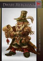Dwarf Merchant Green Hatter