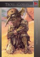 Troll Goblin With Club
