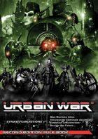 Urban War: Strike-Team Actions (2nd Edition)