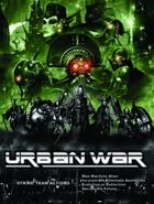 Urban War: Strike-Team Actions (1st Edition)