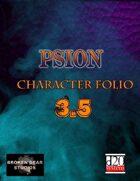Psion 3.5