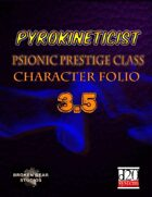 Pyrokineticist