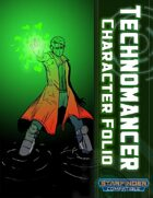 Technomancer Charactor Folio