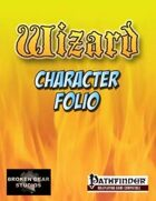 Wizard Character Folio