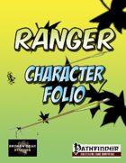 Ranger Character Folio