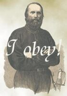 I obey: Garibaldi at Bezzecca