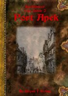 City Book 2; Port Apek