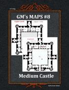 GM's Maps #8: Medium Castle