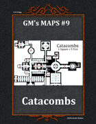 GM's Maps #9: Catacombs