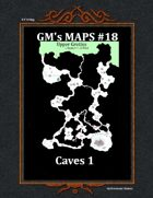 GM's Maps #18: Caves 1