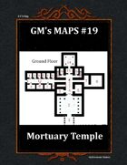 GM's Maps #19: Mortuary Temple