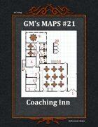 GM's Maps #21: Coaching Inn #1