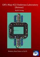 GM's Maps #22: Undersea Lab Complex