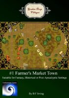 Graban Drop Village #1: Market Town