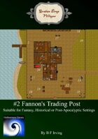 Graban Drop Village 2: Fannon's Trading Post