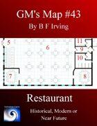 GM's Maps #43: Restaurant