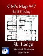 GM's Maps #47: Ski Lodge