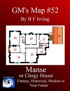 GM's Maps #52: Manse