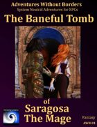 AWB-01: The Baneful Tomb of Saragosa the Mage
