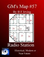 GM's Maps #57: Radio Station