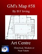 GM's Maps #58: Art Centre