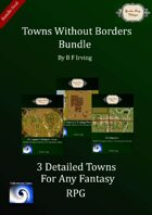 Towns Without Borders [BUNDLE]