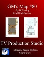 GM's Maps #80: TV Production Studio