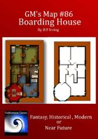 GM's Map #86: Boarding House