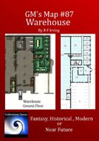 GM's Maps #87: Warehouse