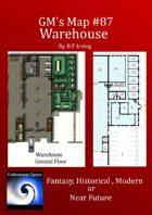 GM's Maps #87: Warehouse
