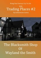 Trading Places #2 Blacksmith