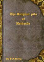 Sulphur pits of Nathezda