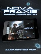 Nova Praxis: Savage Worlds Edition [Augmented PDF]