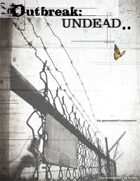 Outbreak: Undead - GM's Companion