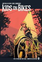 Kids on Bikes: Core Rulebook