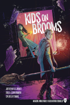 Kids on Brooms: Core Rulebook