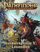 Pathfinder Ausbauregeln V: Legenden (PDF) als Download kaufen