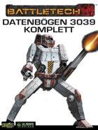 BattleTech Datenbögen 3039 Komplett (PDF) als Download kaufen