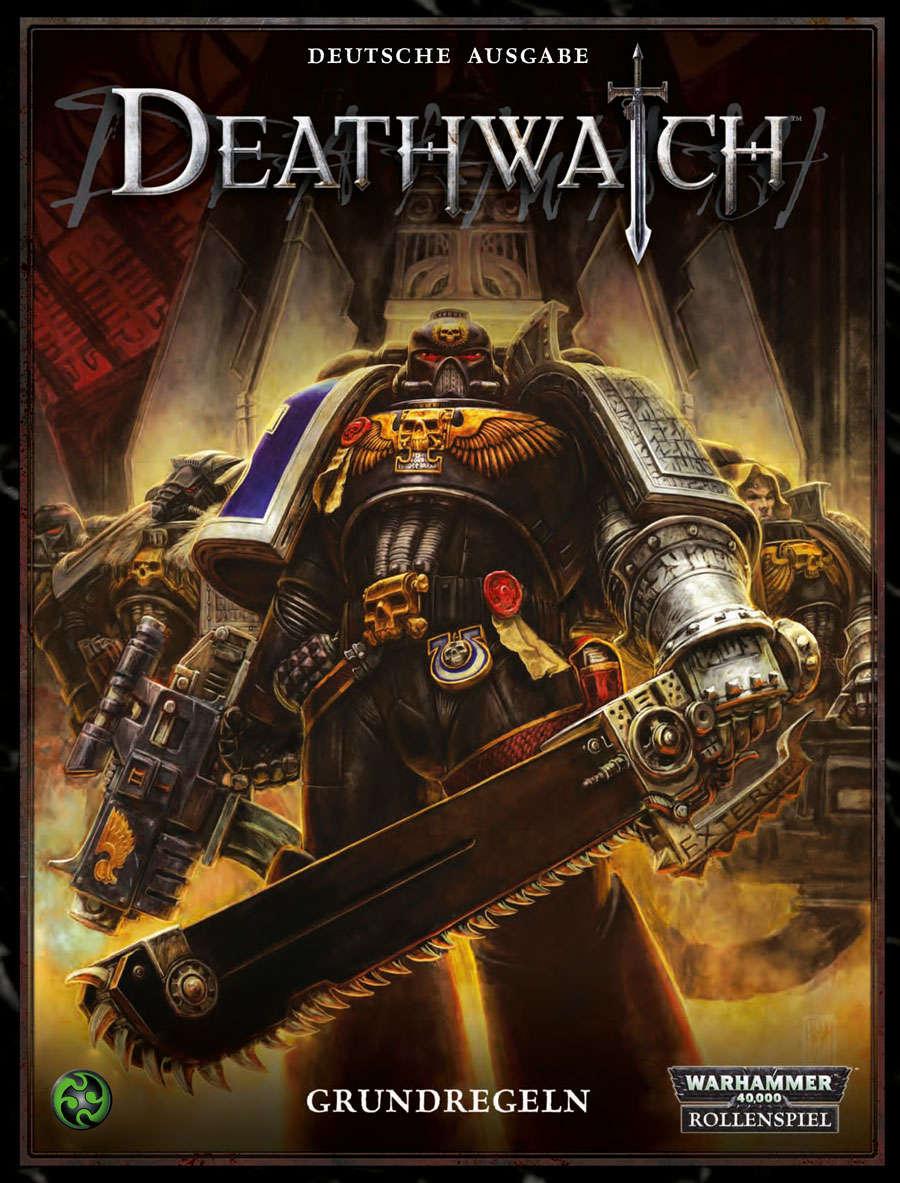 Warhammer 40.000 - Deathwatch Grundregeln (PDF) als Download kaufen