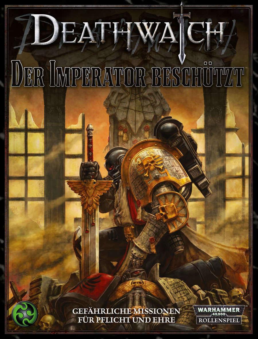 Warhammer 40.000 - Deathwatch - Der Imperator beschützt (PDF) als Download kaufen